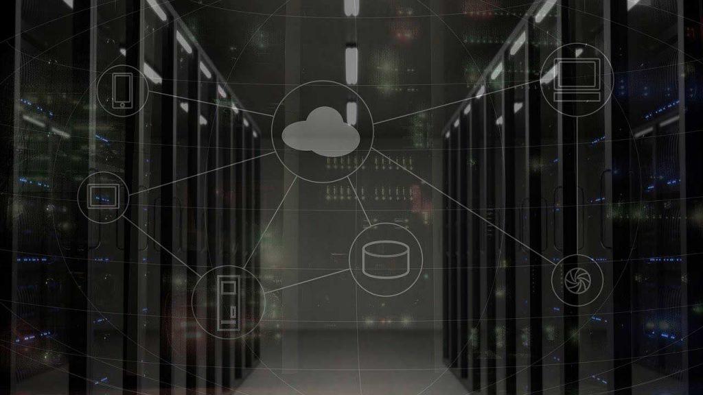 web server per servizio di hosting