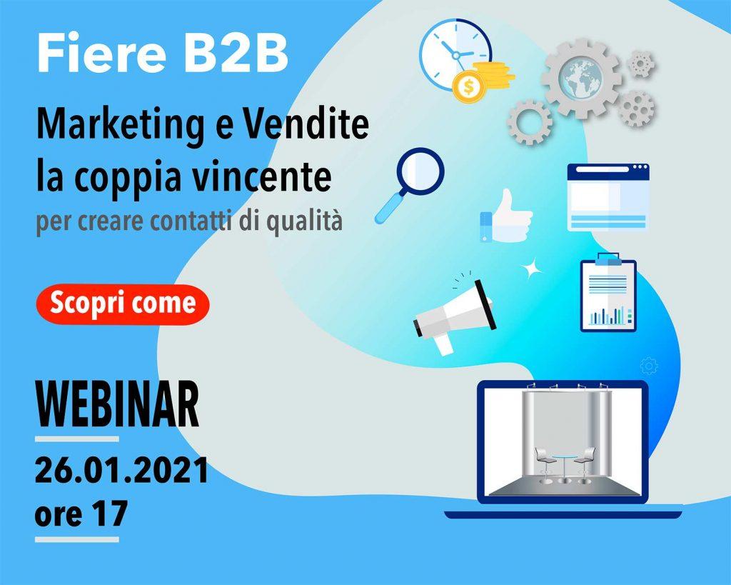 webinar gratuito marketing per fiere b2b